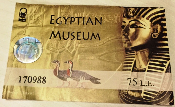 Living Deads at Museum of EgyptianAntiquities