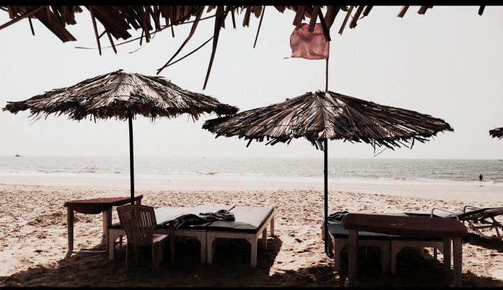 Sun, Sea & Sand@GOA