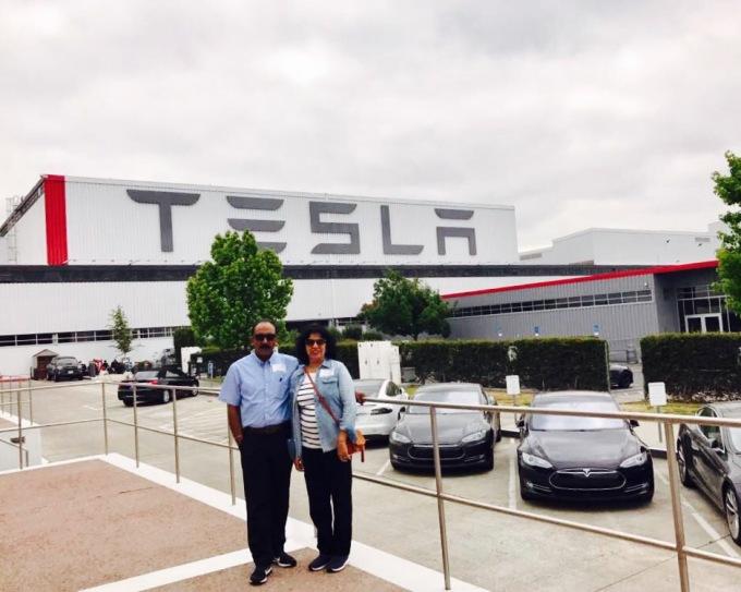 Tesla Factory Tour