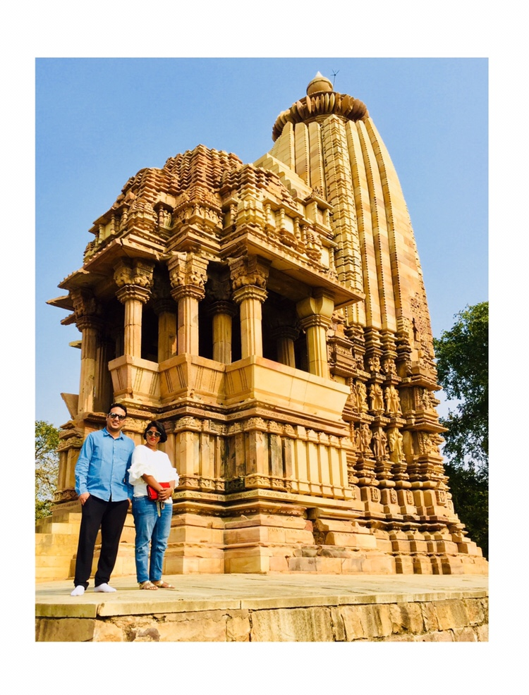 Eastern & Southern Temples ofKhajuraho.