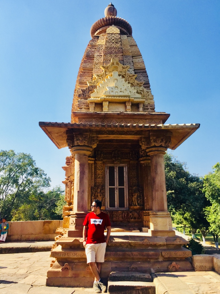 Heritage Temples of Khajuraho, India