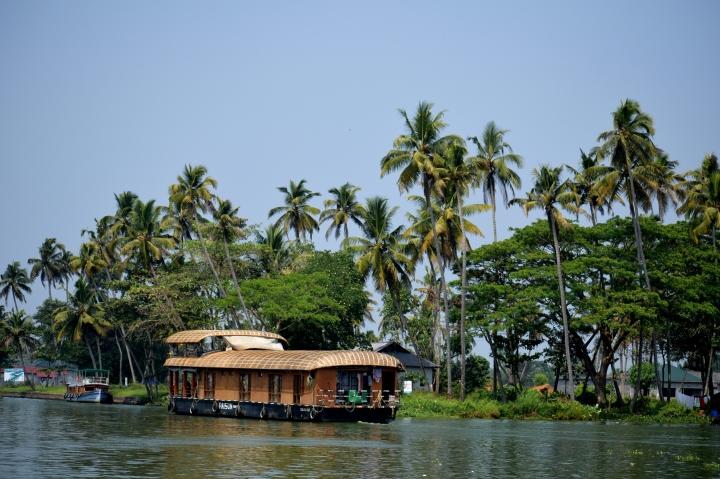 Houeboat kerala